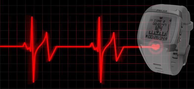 HRV (Herzfrequenzvariabilität) in Pulsuhren
